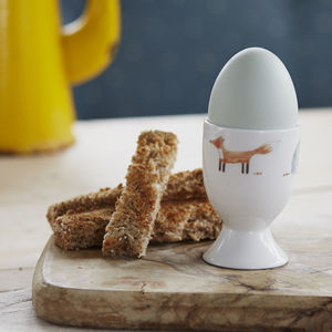 In The Woodland Egg Cup - egg cups & cosies