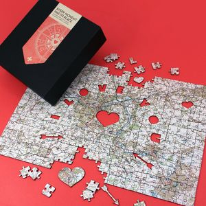 Special Places Personalised Wooden Jigsaw Puzzle - puzzles