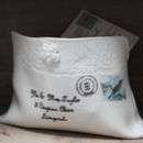 Personalised Porcelain Envelope