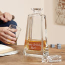 Personalised Boston Executive Decanter