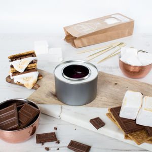 Marshmallow S'mores Kit - gifts for foodies