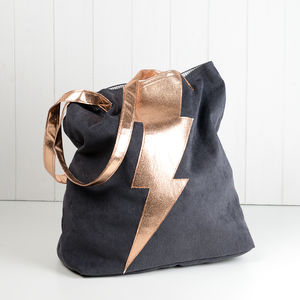 Lightening Bolt Bag - bags & purses