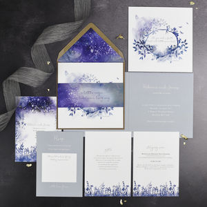 Magical Wedding Invitation