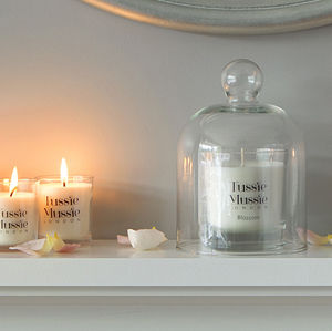 Blossom Floral Luxury Candle - home accessories