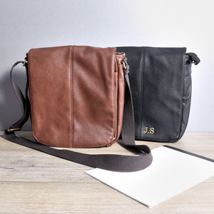 Personalised Man Bag - laptop bags & cases