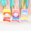 Girls Hair Tie Bobble Lolly Pop