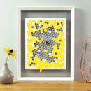 Bee Honeycomb Papercut