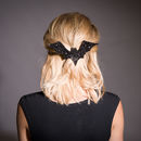 Glitter Bat Hair Clip 30 Different Colours