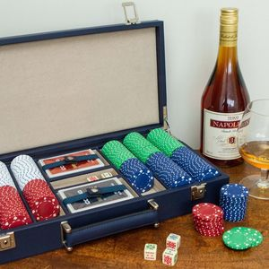 Luxury Poker Set