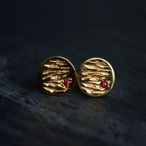 Jupiter Earrings - earrings