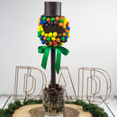 M And Ms Peanut Hat And Moustache Tree