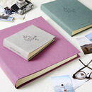 Personalised The Life And Times Of Photo Album