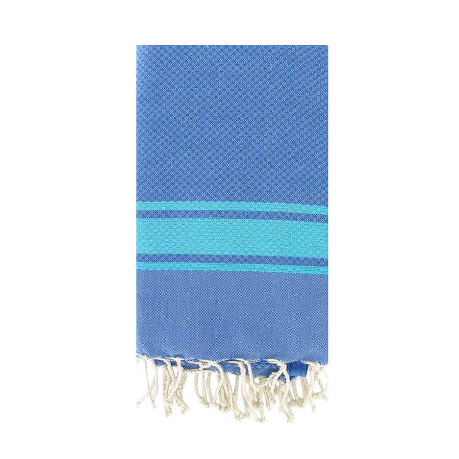 Honeycomb Hamam Towel By The Hamam Towel Company