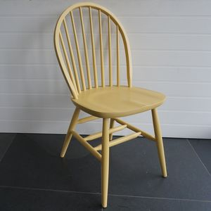 Hoop Back Chair Hand Painted In Any Colour