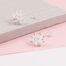 Chrissy Flower Stud Earrings