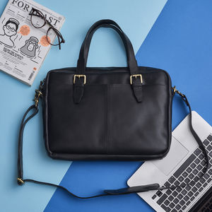 Laptop Briefcase Bag - accessories