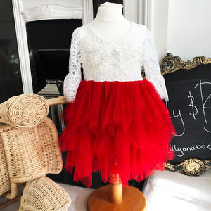 Billy ~ Party Dress - babies' dresses
