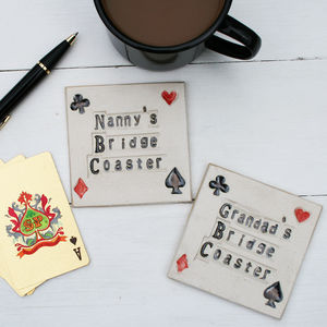 Bridge Ceramic Coasters