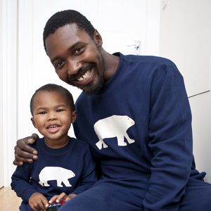 Dad And Child Matching Set Perfect For Fathers Day - clothing