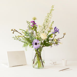 Six Month Flower Bouquet Subscription - fresh flowers