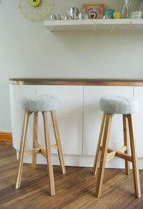 Linear Bar Stool - furniture