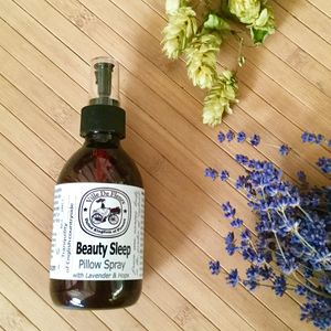 Beauty Sleep Lavender And Hops Pillow Spray - massage & aromatherapy