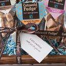 Indulgent Fudge Hamper
