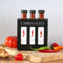 Chilli Sauce Gift Condiment Collection Set