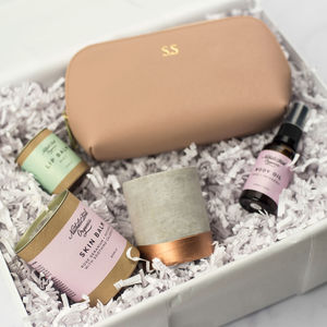 The Deluxe Pamper Box - gifts for her