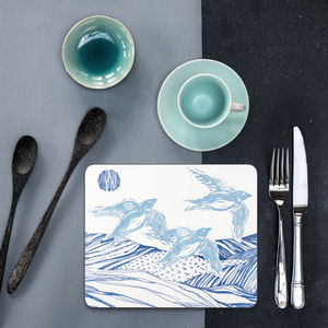 Birds In Flight Placemat