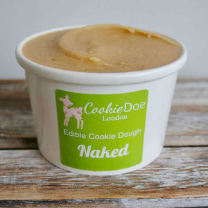 Naked Edible Cookie Dough Tub - biscuits and cookies