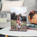 Personalised Family Gift Photo Frame For Mum Or Dad