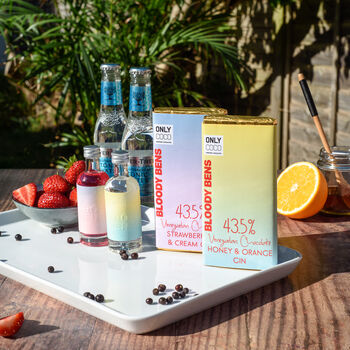 Bloody Bens Gin And Choc Pamper Pack