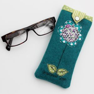 Personalised Glasses Case - glasses cases