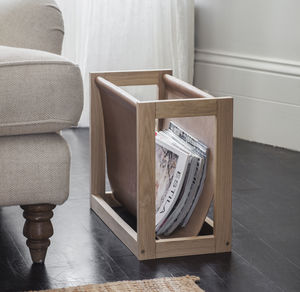 Kelston Magazine Holder - magazine racks