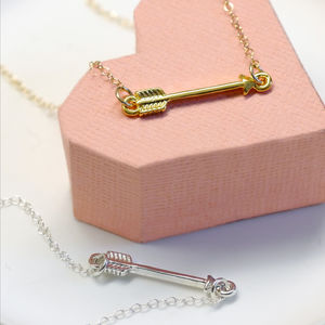Arrow Charm Necklace - view all new