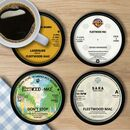 Vinyl Coasters Fleetwood Mac
