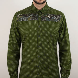 Odie Shirt - men's fashion