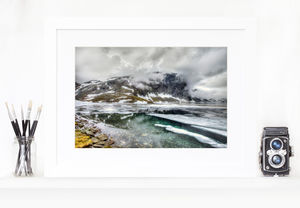Djupvatnet Lake Limited Edition Print - photography & portraits
