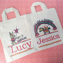 My First Personalised Bag