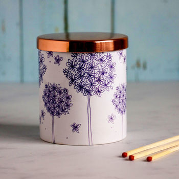 Allium Scented Candle