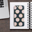 Painted Dots Phone Case, More Colours
