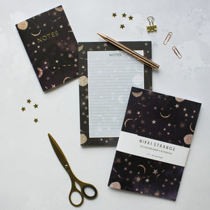 Constellations Stationery Set - writing