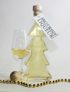 Apricot Brandy Christmas Tree - wines, beers & spirits