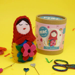 Doll Felt Craft Kit