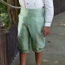 Silk Edward Pageboy Knickerbockers