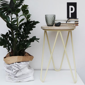 Hairpin Stool - new season homeware