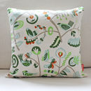 Organic Cotton Cushion