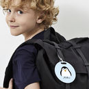 Personalised 'Penguin' Bag Tag