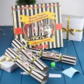 Crackers With Magical Tricks - christmas decorations